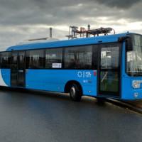 Москва перейдет на электрические автобусы