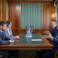 Тема экологии на рабочей встрече в Республике Саха (Якутия)