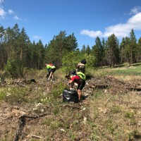 Минприроды Якутии организовало велопробег-субботник