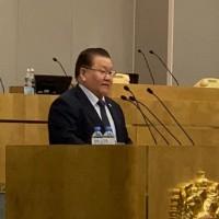 Депутат Тумусов выступил в Госдуме по экологической катастрофе на реке Вилюй