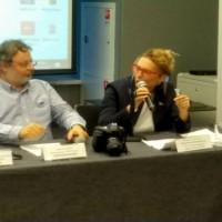 В Мурманске на форуме «Эко-медиа-Баренц-2018» обсудили новые вызовы и новые принципы журналистики в Баренцевом регионе.